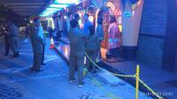 Pemprov DKI menutup 3 tempat hiburan malam lantaran tetap beroperasi saat ramadan. (Liputan6.com/Moch Harun Syah)