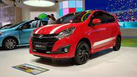 Daihatsu Ayla Special Edition sambut Asian Games