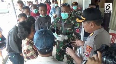 Jenazah Matius Palinggi korban tewas pembantaian kelompok kriminal bersenjata (KKB) Papua dipulangkan ke Toraja. Jenazahnya ditemukan Satgas TNI-Polisi di Puncak Kabo