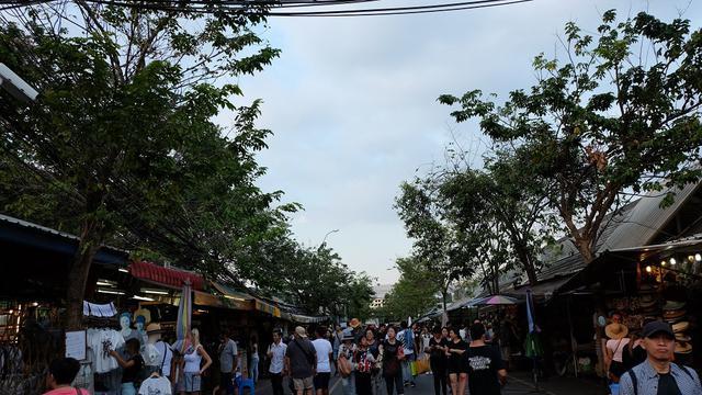 Pasar Chatuchak, Bangkok, Thailand