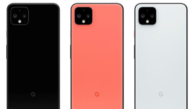 Pixel 4 dan Pixel 4 XL resmi diumumkan. (Doc: Google)