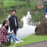Para pemain sinetron Mawar dan Melati di SCTV. (Sumber: Instagram/ @tengkuresi)