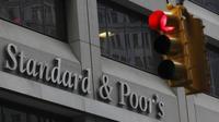 Lembaga Pemeringkat Internasional Standard & Poor's (S&P). (Foto: Reuters)