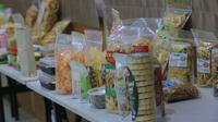 Sejumlah produk UMKM Tangerang.