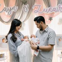 Syahnaz Sadiqah dan Ritchie Ismail (Instagram/syahnazs)