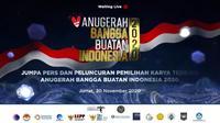 Anugerah Bangga Buatan Indonesia 2020.