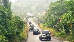 Pecinta SUV Lintas Merek Ini Jelajah Sumatera (Foto: Istimewa)