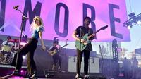 Paramore (AFP / ALBERTO E. RODRIGUEZ / GETTY IMAGES NORTH AMERICA)