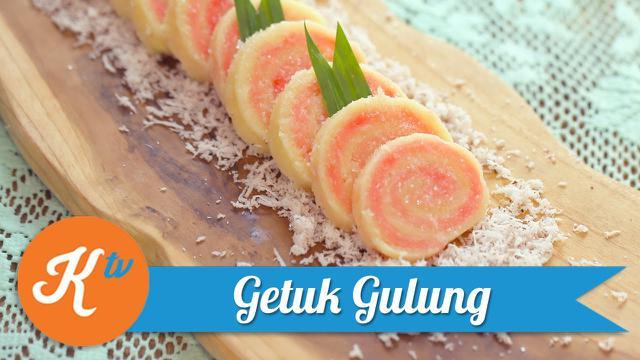 Resep Getuk Gulung Snack Gurih Yang Sehat Dan Praktis Lifestyle