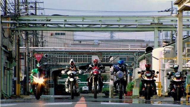 OTAKU GATARI: Bagi penggemar tokusatsu, setidaknya ada tiga generasi Kamen Rider yang perlu kamu tahu!