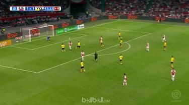 Ajax menegaskan mereka masih eksis meski PSV Eindhoven telah memastikan meraih gelar juara Liga Belanda. Ajax menang telak 4-1 ata...