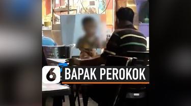 Viral di media sosial, seorang Ayah sengaja merokok didepan anak lelakinya dan menyempurkan asap rokok tersebut ke muka anaknya. Kejadian ini terjadi di Selangor, Malaysia.