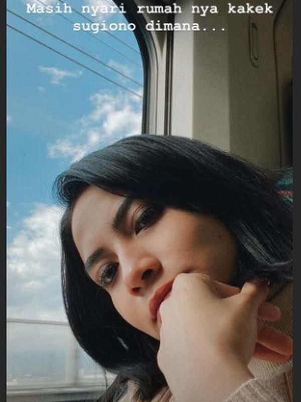 Vannesa Angel liburan ke Jepang (Sumber: Instagram/vanessaangelofficial)