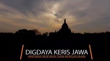 Potret Menembus Batas: Digdaya Keris Jawa