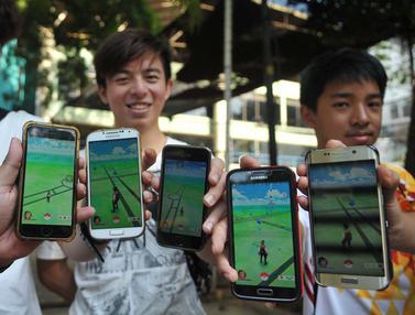 20160715-Senayan Jadi Tempat Berkumpul Para Pemburu Pokemon