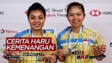Berita Video Cerita Haru Greysia Polii Dibalik Gelar Juara Ganda Putri Thailand Terbuka 2021