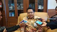 Kepala BI Cirebon Abdul Madjid Ikram menyebutkan untuk BCA dari 153 ATM, 92 masih offline, selebihnya sudah normal. (Liputan6.com/Panji Prayitno)