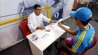 Kesehatan para suporter dan masyarakat yang ada di Brasil pun mendapatkan perhatian dan perlakuan yang sama.