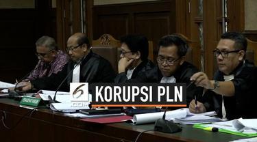 Direktur Pengadaan PLN, Iwan Supangkat, menjadi saksi dalam sidang kasus korupsi PLTU Riau-1. Dicecer jaksa KPK, saksi mengaku sering diajak oleh terdakwa dalam pertemuan dengan Setnov, Eni Saragih, dan pengusaha Johanes Budisutrisno Kotjo.