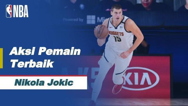 Berita Video Nikola Jokic memimpin Denver Nuggets meraih kemenangan 119-101 atas Oklahoma City Thunder dengan 27 poin, 12 rebound, dan enam assist.