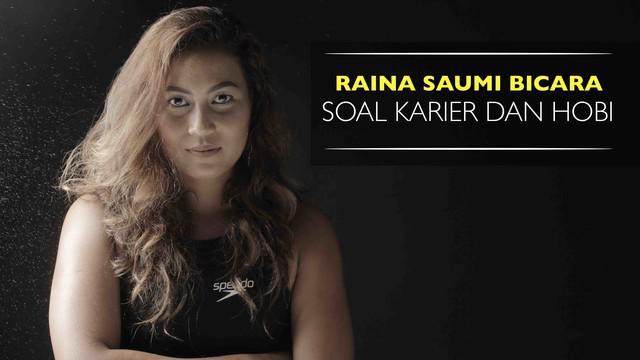 Video atlet renang muda Indonesia, Raina Saumi Grahana bicara soal karier dan hobi yang dimilikinya