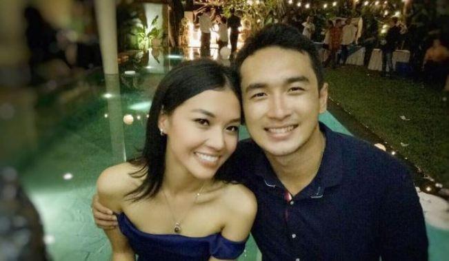 Mezty Mez dan Gerald Yohanes Putra. (Instagram - @meztymez)