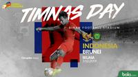 Sepak Bola Putra SEA Games 2019: Indonesia vs Brunei. (Bola.com/Dody Iryawan)