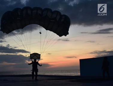 Denjaka Rebut Kembali Pulau Sebatik dari Tangan Teroris