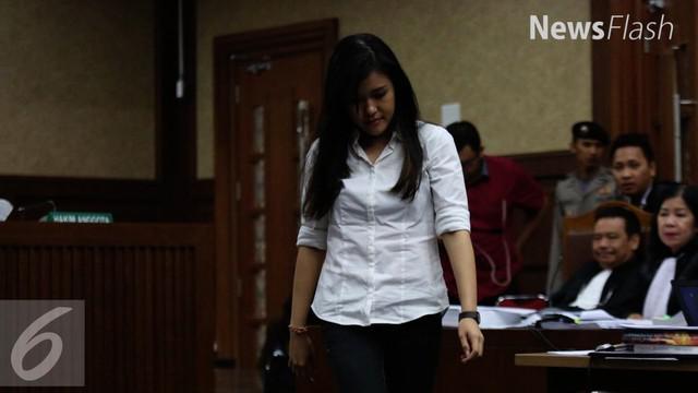 Pengadilan Tinggi DKI Jakarta telah memutus permohonan banding terdakwa pembunuhan berencana 'kopi sianida', Jessica Kumala Wongso. Permohonan banding terdakwa pembunuh Wayan Mirna Salihin itu ditolak.