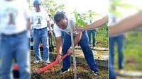 "Archipelago International Melakukan Aksi Penanaman Pohon di Balikpapan Dalam Rangka ""Hari Sejuta Pohon"""