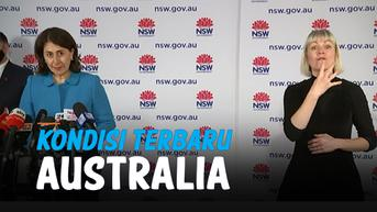 VIDEO: Tercatat 787 Kasus Baru Covid-19 di Australia