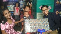 Transjakarta Beri Kado Penumpang yang Lahir di Bus Saat May Day (Foto: Transjakarta)