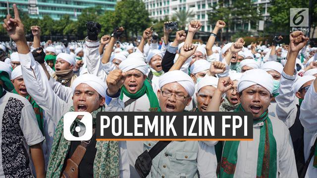 FPI menjadi terkenal karena aksinya yang kontroversial sejak tahun 1998.