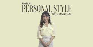 Personal Style Prilly Latuconsina