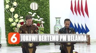 Pemerintah Indonesia mengajak pemerintah Belanda untuk meningkatkan kemitraan di bidang infrastruktur, maritim, dan pengelolaan air.