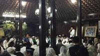 Keluarga SBY gelar tahlilan 3 hari wafatnya Ani Yudhoyono (Liputan6.com/Yopi Makdori)