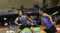 Della Destiara Harris/Rosyita Eka Putri Sari mengukuhkan diri sebagai juara nasional ganda putri 2015.