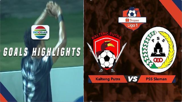 Berita video gol-gol yang tercipta saat PSS Sleman menang 2-0 atas Kalteng Putra pada lanjutan Shopee Liga 1 2019, Minggu (7/7/2019).