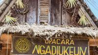 Upacara adat Suku Baduy yang sampai sekarang masih terus dilestarikan. Foto: Merdeka.com