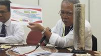 Menteri PUPR Basuki Hadimuljono. (Liputan6.com/ Switzy Sabandar)