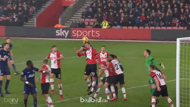 Berita video highlights Premier League antara Southampton Vs Tottenham Hotspur 1-1. This video is presented by Ballball.