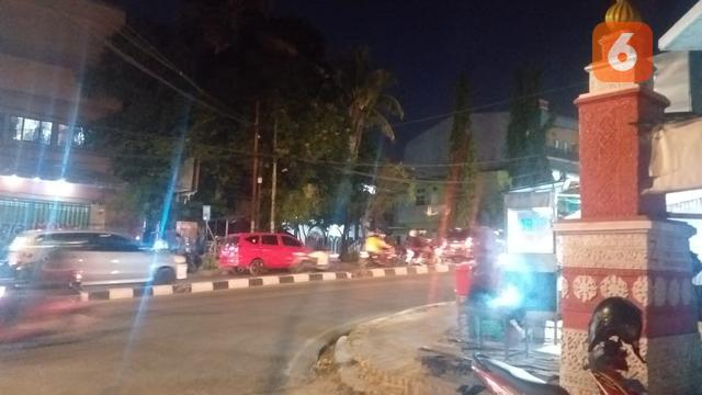 Larangan Penjualan Daging Babi Di Depan Masjid Kota Kupang Regional Liputan6 Com