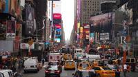 Ilustrasi kemacetan di New York (Foto:AutoGuide)