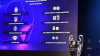 Drawing UEFA Champions League. (Dok. UEFA)