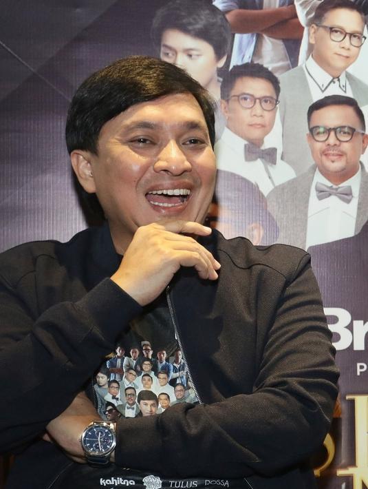 Yovie Widianto Akan Beri Kejutan Dalam Konser Surabaya