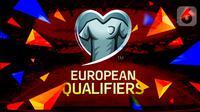 Kualifikasi Piala Eropa (Liputan6.com/Abdillah)