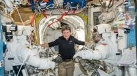 Peggy Whitson. (NASA)