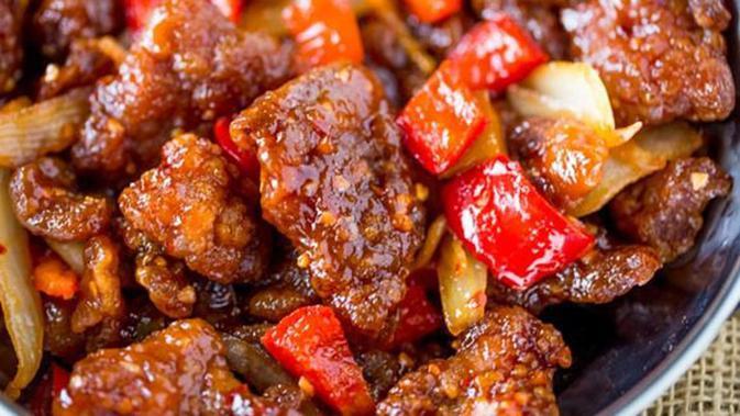 Resep Idul Adha Daging Kambing Goreng Bumbu Kecap Lifestyle Fimela Com