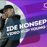 Begini cara Young Lex membuat video klip di single terbarunya