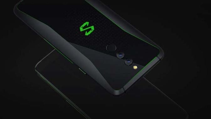 Xiaomi Black Shark Helo. Dok: gadgetmatch.com